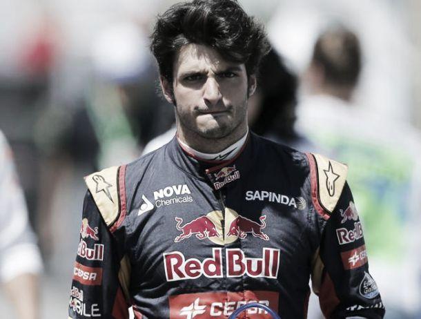 """Carlos Sainz: """"La Q3 y el 'top 10' deberían ser nuestros objetivos"""""""