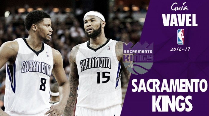 Guia VAVEL da NBA 2016/17: Sacramento Kings