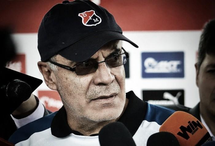 """Juan José Peláez: """"Sólo nos sirve ganar"""""""