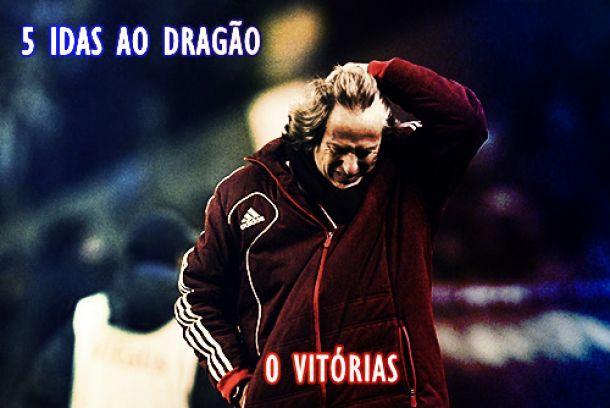 Porto x Benfica: registo negativo de Jorge Jesus no Dragão