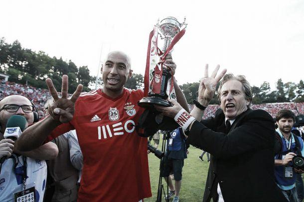 Melhor Benfica da contemporaneidade está dependente de Jorge Jesus