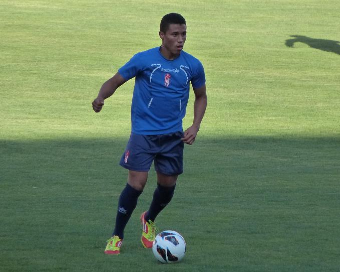 Darwin Machís, mejor jugador venezolano Sub'20