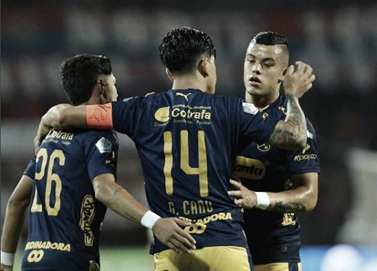 Independiente Medellín y un poderoso cumpleaños frente al Atlético Bucaramanga