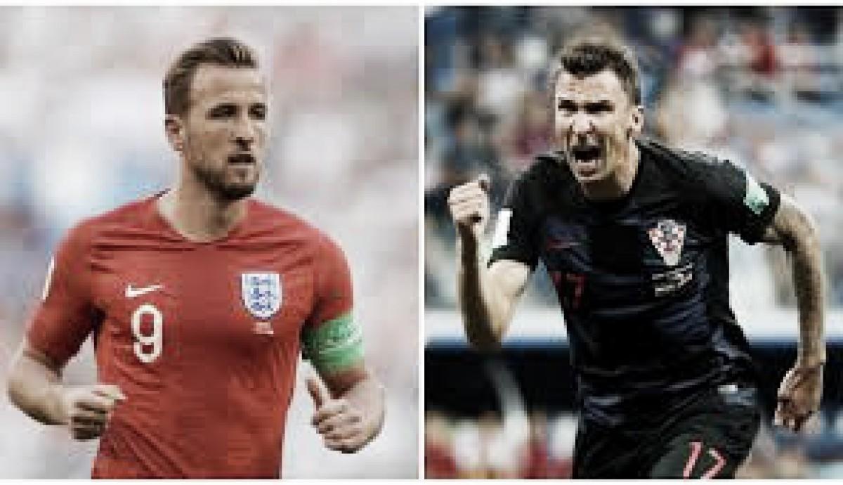 Croacia venció a Inglaterra y es finalista de la Copa del Mundo