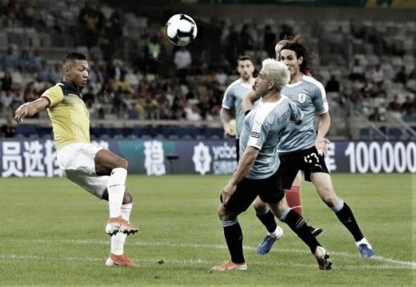 Goleada e fragilidade defensiva: o início preocupante do Equador na Copa América