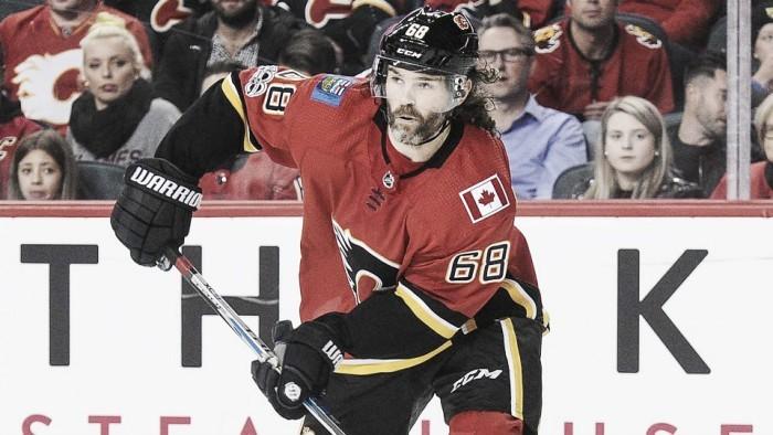 Jaromir Jagr dejará Calgary