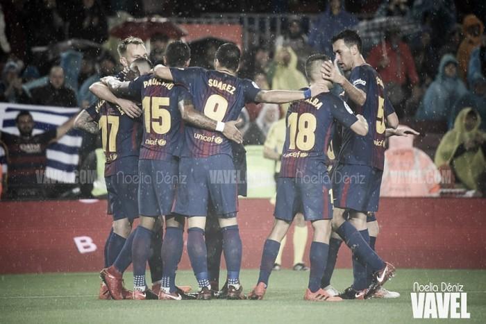 FC Barcelona – Levante para cerrar la Navidad