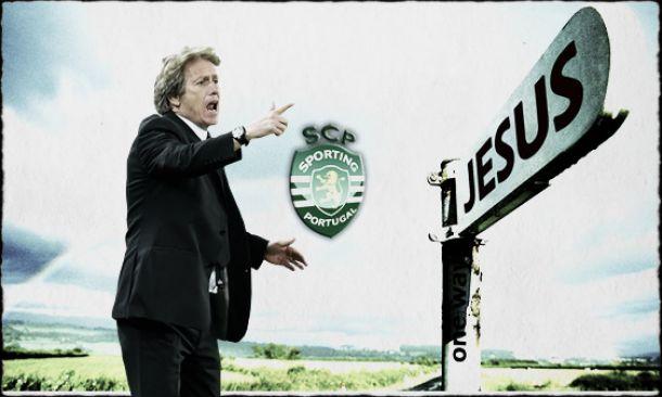 Verão desportivo de proporções bíblicas: Sporting no Céu ou a cruz de Jesus?