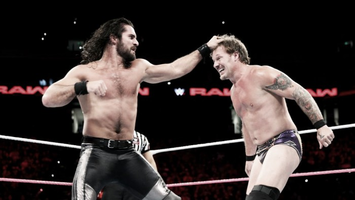 Resultados Monday Noght Raw: 10 de octubre