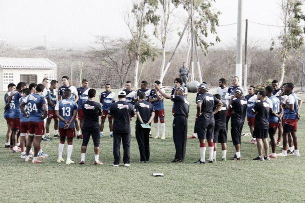Listos los 16 convocados de Junior para enfrentar a Envigado