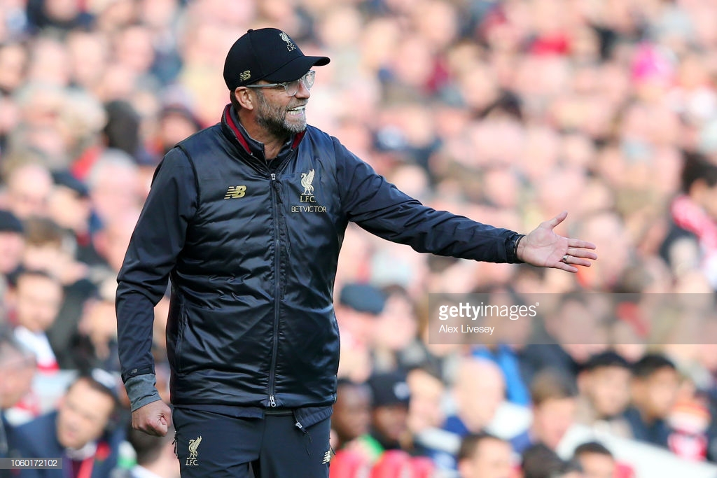 Klopp: Apart from scoring more goals it was a really good performance