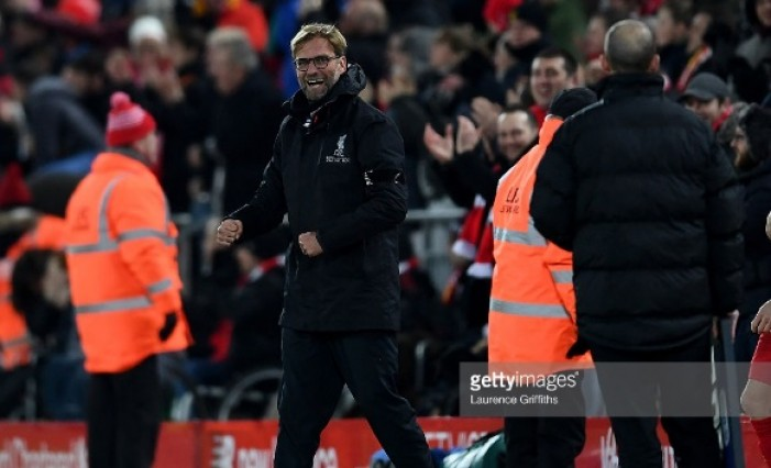 JürgenKlopp praises Liverpool record breaker Ben Woodburn