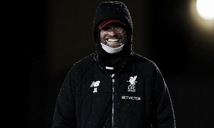 """Klopp: """"El Stoke es un buen equipo con un fantástico entrenador"""""""