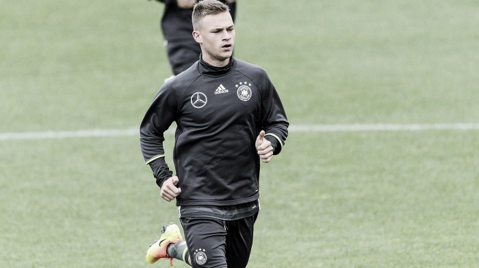 Kimmich confident of Germany preparation ahead of Poland game