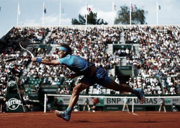 Nadal supera nervosismo, vence Jack Sock e enfrentará Djokovic na próxima fase de Roland Garros