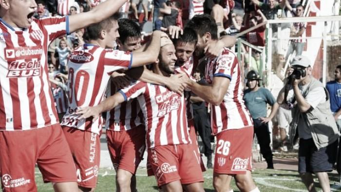 Unión 1 - 0 Colón: puntuaciones del 'Tatengue'