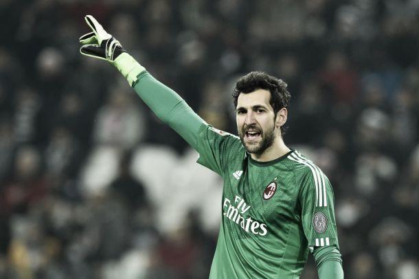 """Diego Lopez: """"Milan grande club, ma l'anno prossimo si riparte da zero"""""""