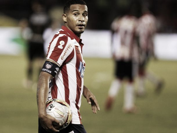 Macnelly se despide de Junior