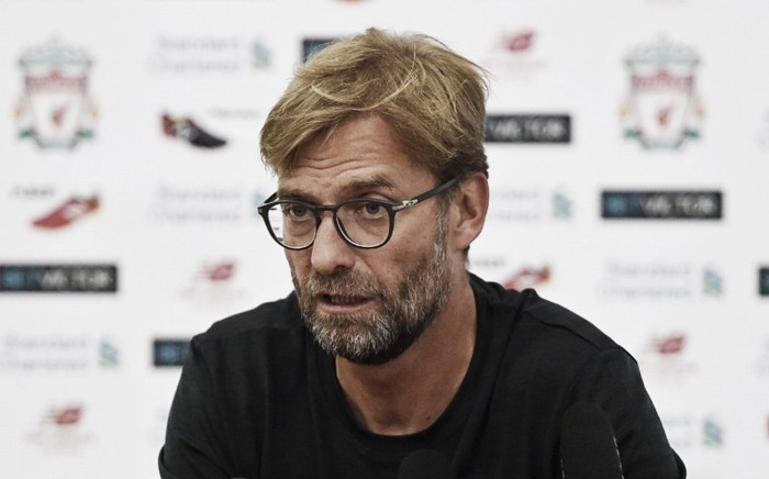 We cannot afford to think about Arsenal's injuries, insists Liverpool's Jürgen Klopp