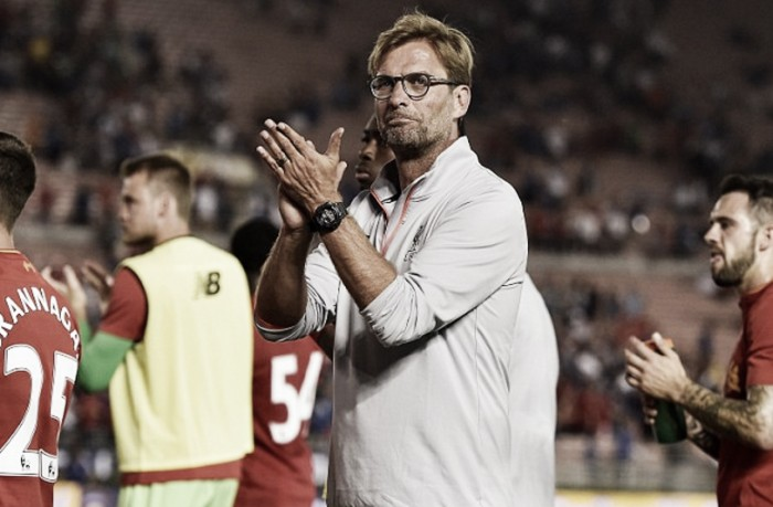 Klopp: Liverpool can take a lot of good things out of Chelsea performance despite defeat