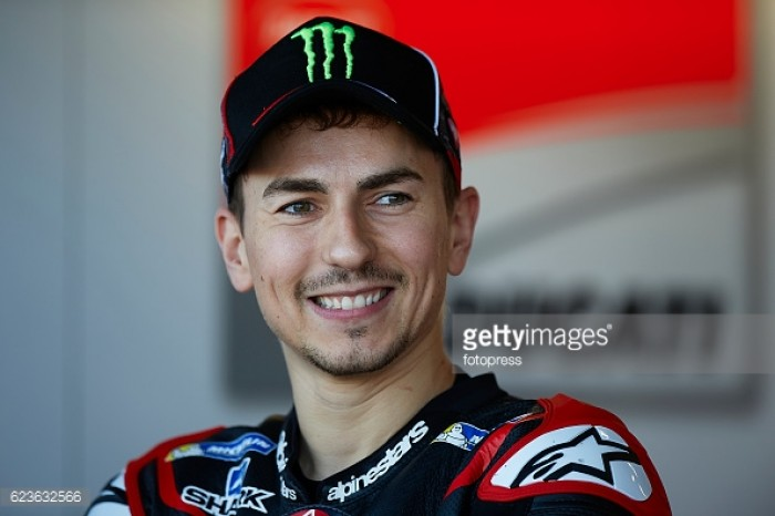 Lorenzo makes Ducati debut and Dovizioso discusses Desmo GP17