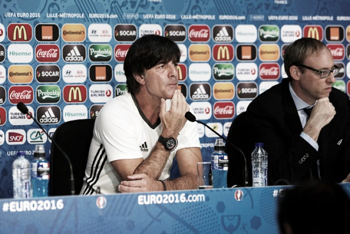 Joachim Löw's pre-match presser: Germany boss has his say ahead of Ukraine clash
