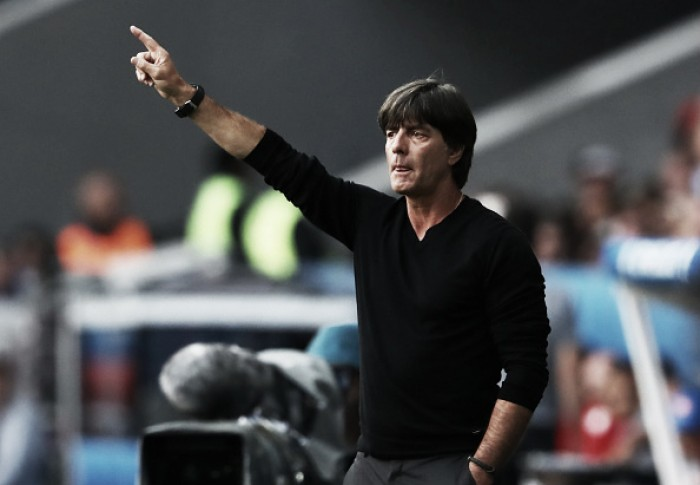 Löw remains level-headed despite great German performance