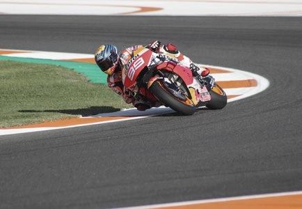 Jorge Lorenzo debutará en el Virtual GP de Gran Bretaña
