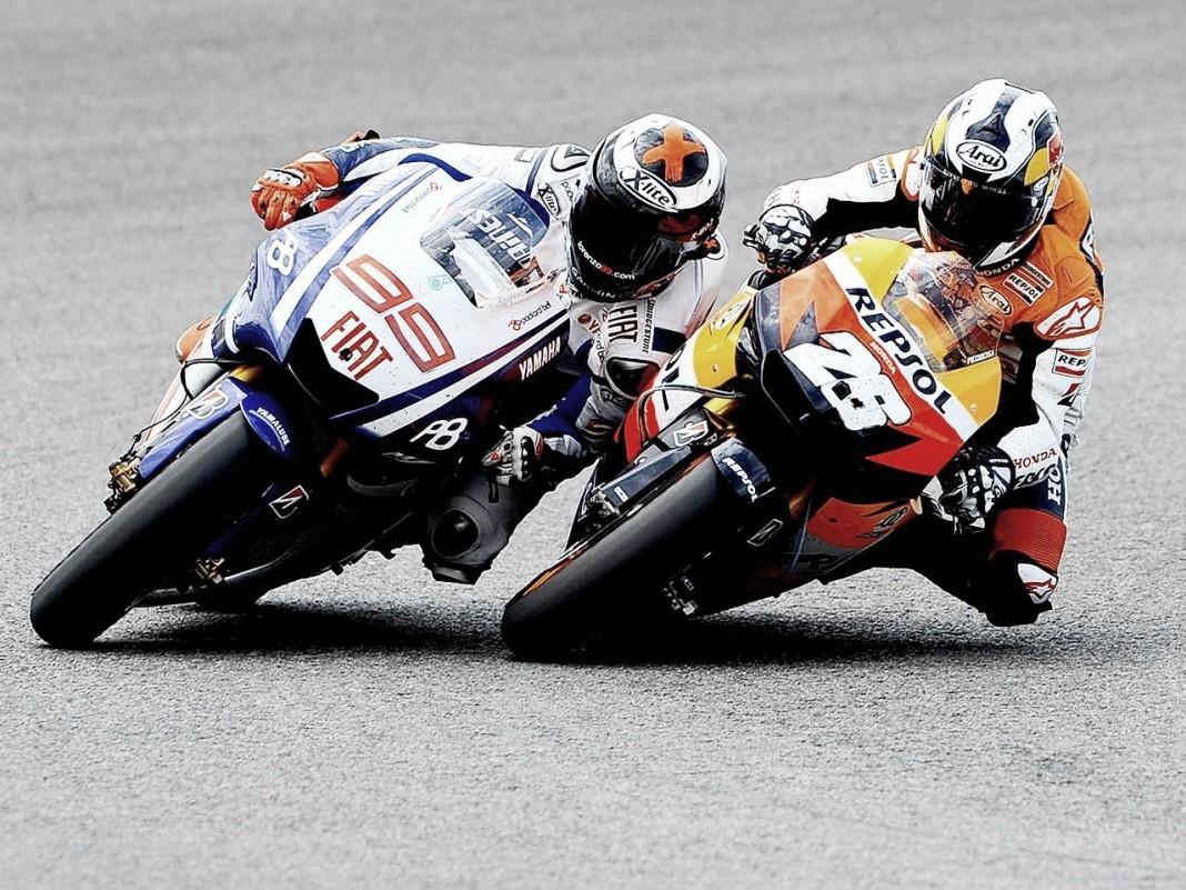 """Dani Pedrosa: """"He ganado carreras gracias a mi rivalidad con Jorge"""""""