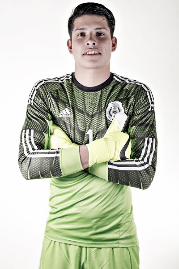 Conoce a José Luis González, portero de la Selección Nacional Sub-20