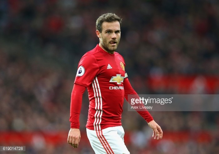 Juan Mata: Manchester United are on right track