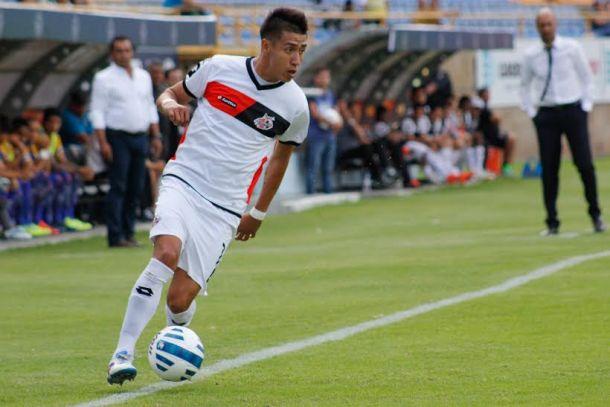 """Jesús Moreno: """"El trabajo me permitirá regresar a mi nivel"""""""