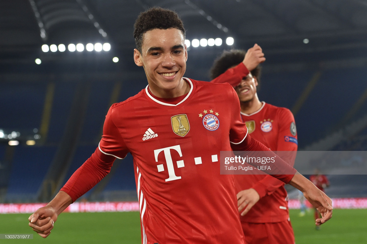 Jamal Musiala: The Bayern wonderkid who has chosen Germany over England
