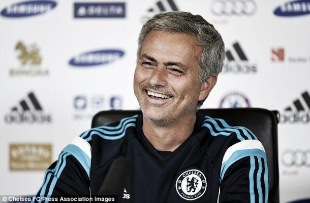 José Mourinho frisa o objectivo de treinar a Selecção das Quinas