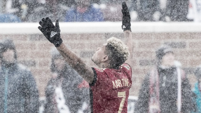 MLS Week Two Review: Atlanta United FC wins the battle of the newcomers