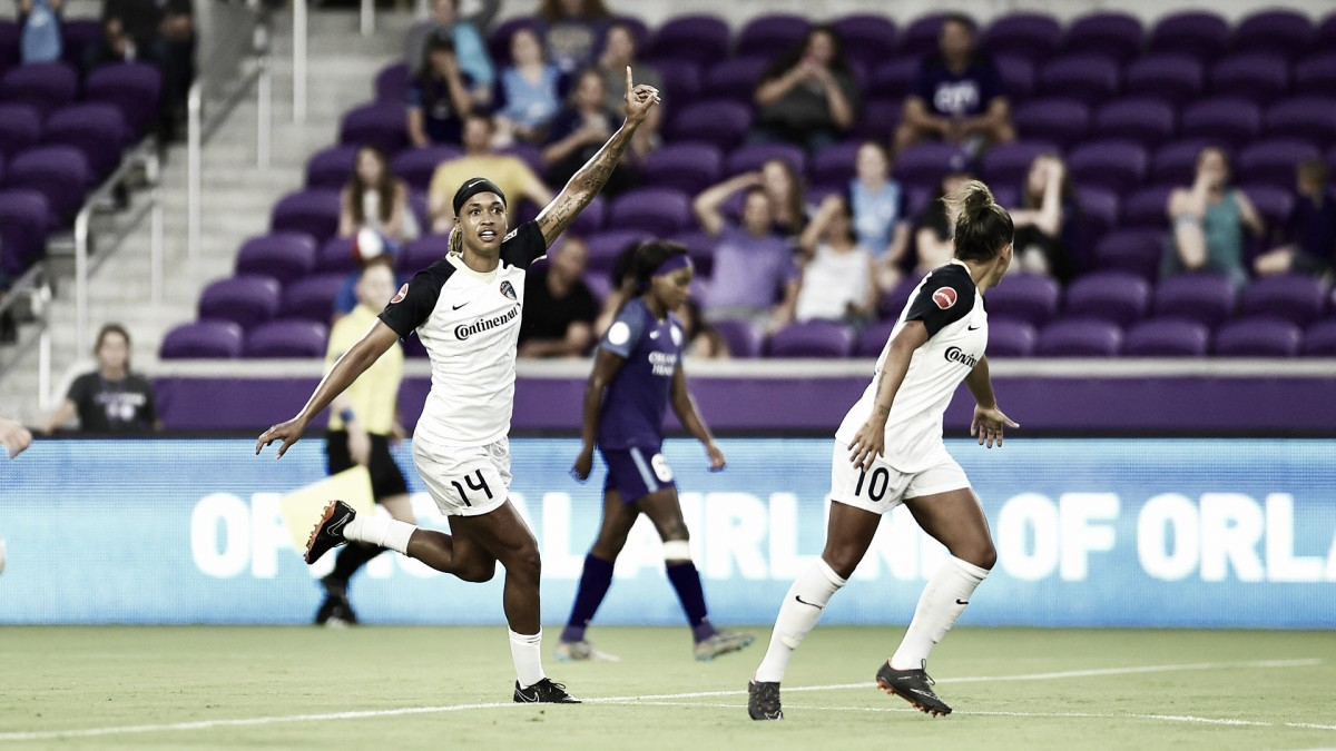 North Carolina Courage win a thriller in Orlando