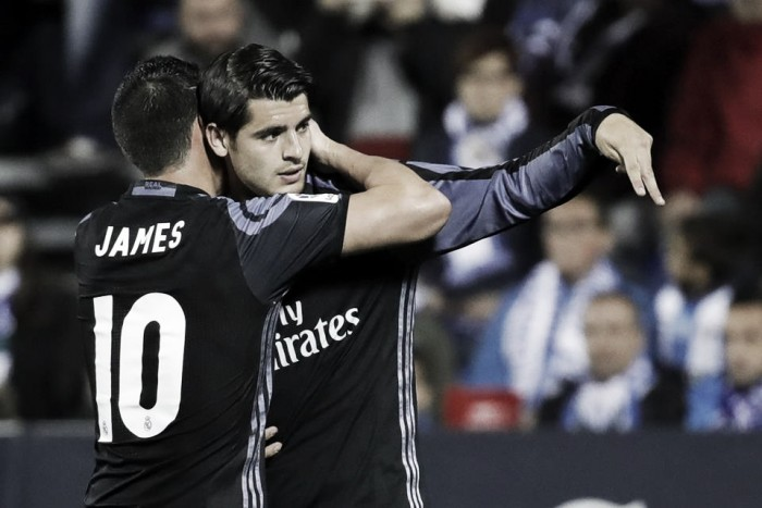 Liga, derby di Madrid finisce 1-1
