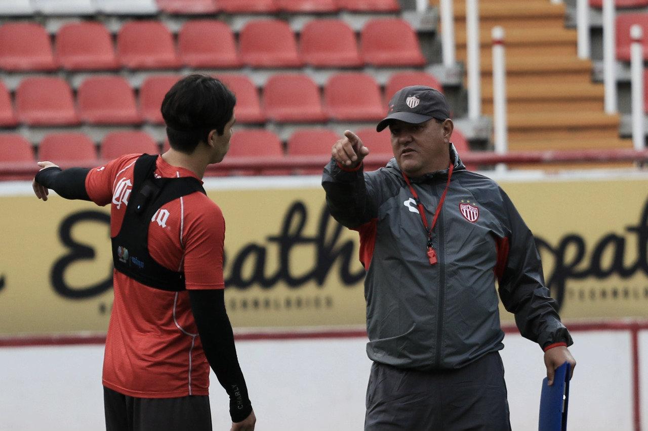 """Jorge Martínez: """"Hay que recuperar al equipo en el aspecto mental"""""""