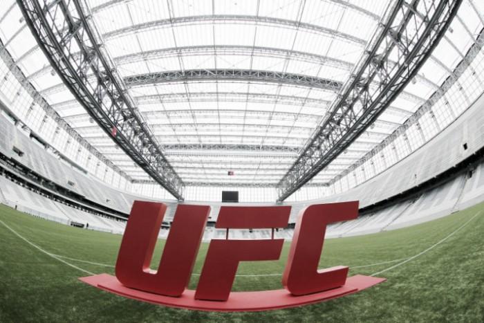 UFC anuncia para março o primeiro evento no Brasil em 2017