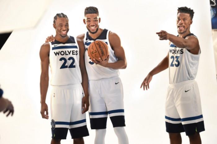 NBA - Media Day Timberwolves, le voci dei protagonisti