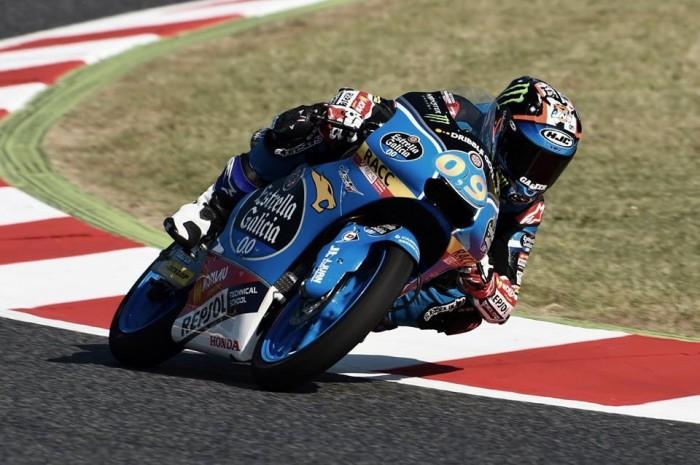 Moto3 Catalunya: prima vittoria di Navarro, Bastianini a podio