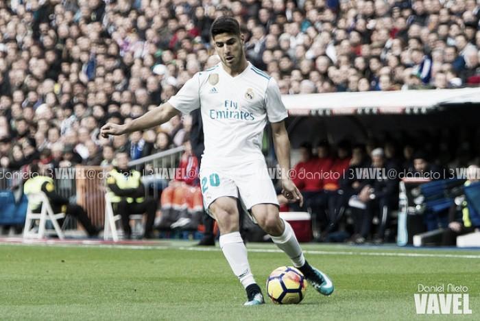"""Marco Asensio: """"Estar en el Real Madrid es un sueño desde pequeño"""""""