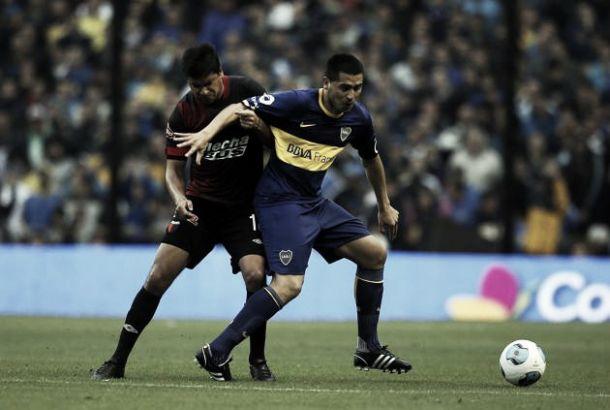 Resultado Colón - Boca Juniors (0-0)