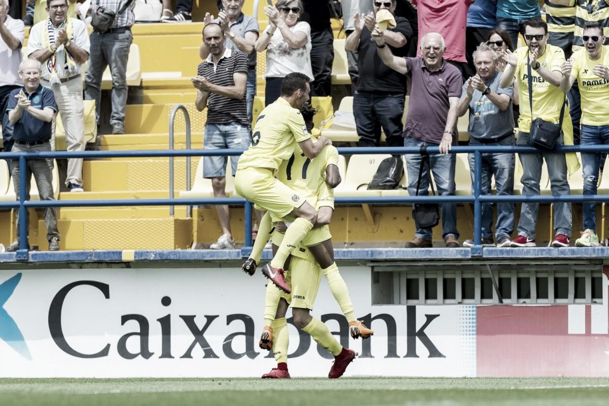 El Villarreal B, a un paso de Segunda tras ganar al Fuenlabrada