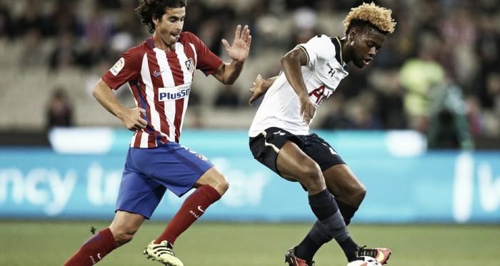 Tottenham Hotspur 0-1 Atletico Madrid: Godin strike sinks Spurs down under