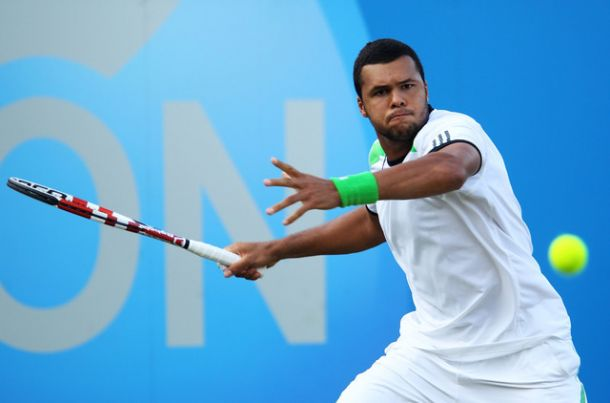 ATP 250 Metz: avanzano Lorenzi e Tsonga, fuori Verdasco
