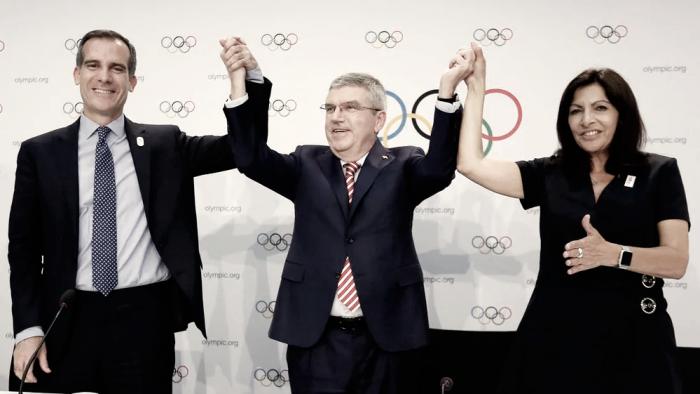¿Qué esperar de Los Ángeles y París para los próximos Juegos Olímpicos?