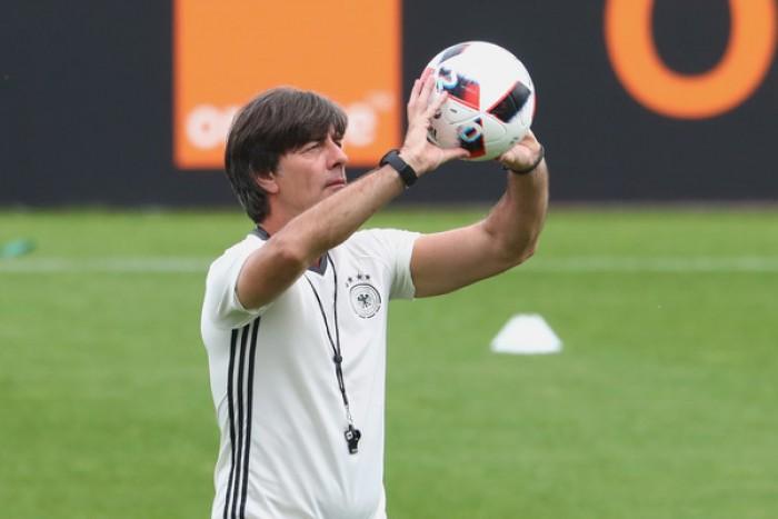 Euro 2016 - Germania, Loew prima del match con la Slovacchia