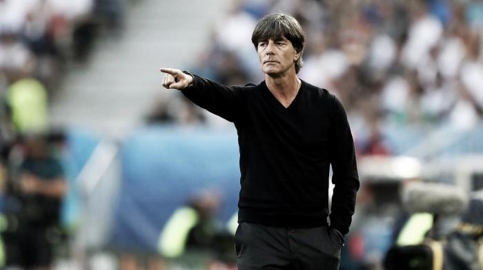 """Após classificação à semifinal, Löw exalta poder da rival Itália: """"Dificultou nosso jogo"""""""