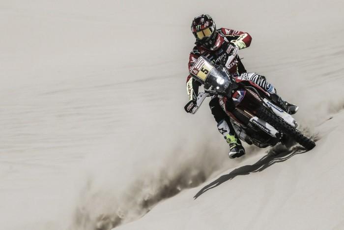 Rally Dakar, día 2 en motos: España domina gracias a Joan Barreda